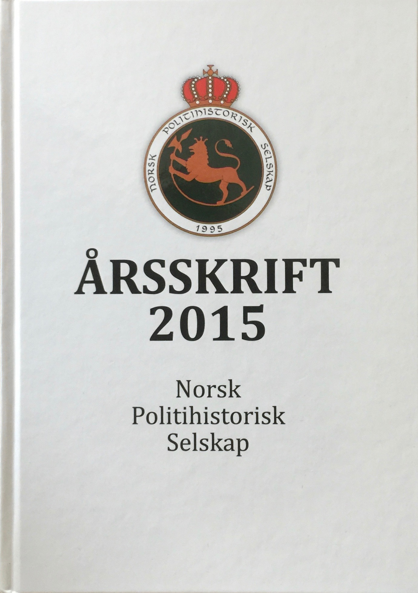 Årsskrift 2015